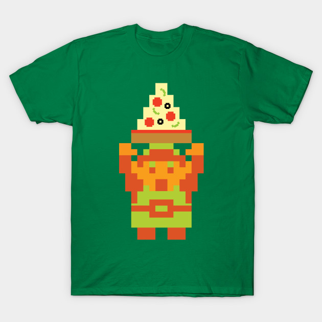 Triforce of Pizza