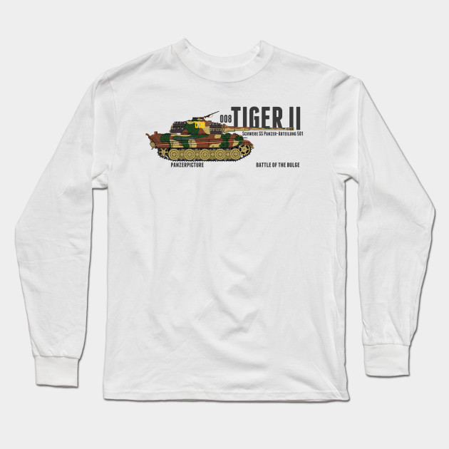 Tiger II 008 Battle of the Bulge