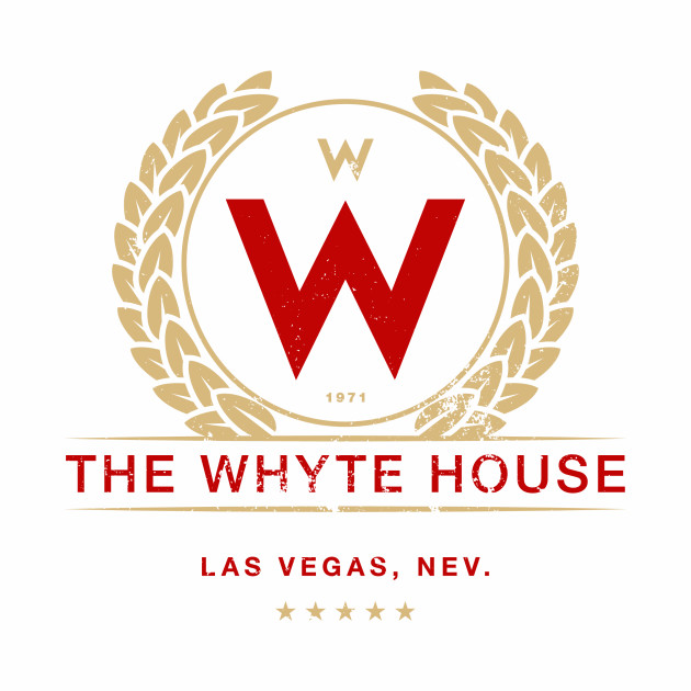 The Whyte House (aged look)