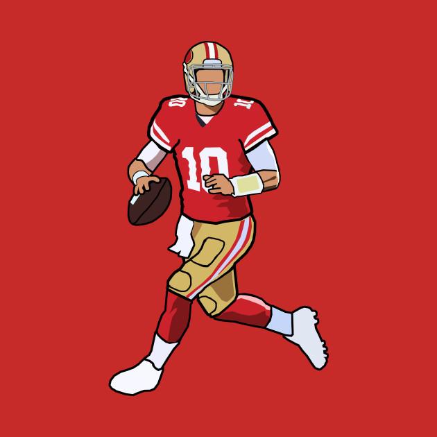 best loved 5c69e 12da9 Jimmy Garoppolo NFL San Francisco 49ers