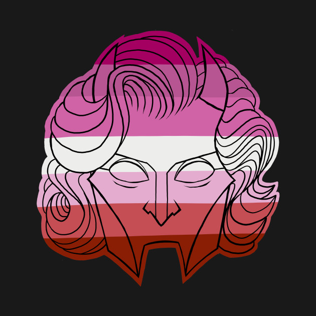Lesbian Ghoulette