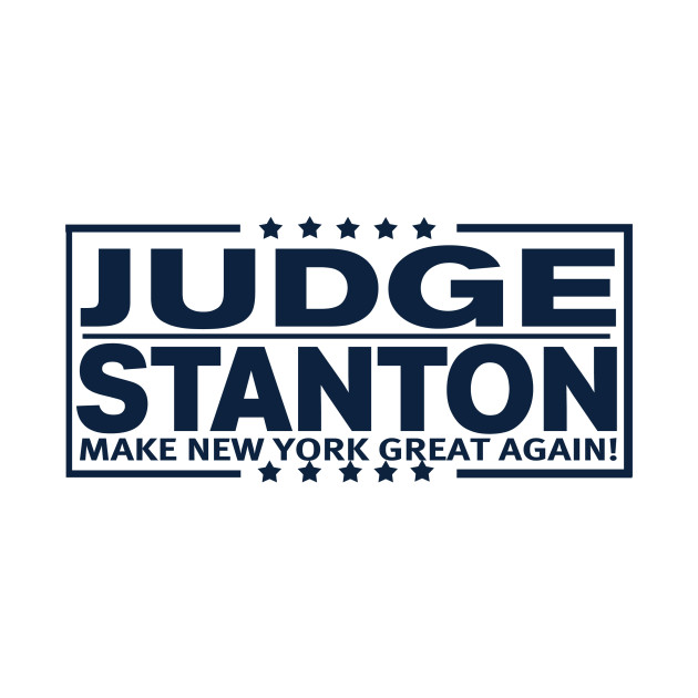 Judge - Stanton MNYGA!
