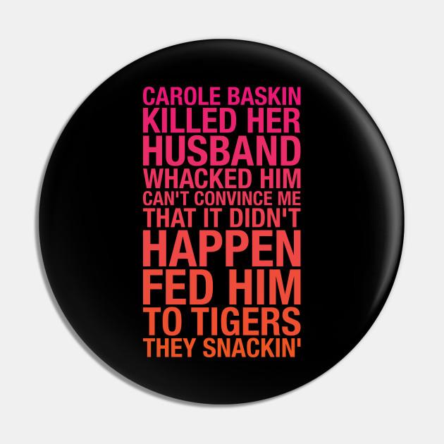Carole Baskin TikTok