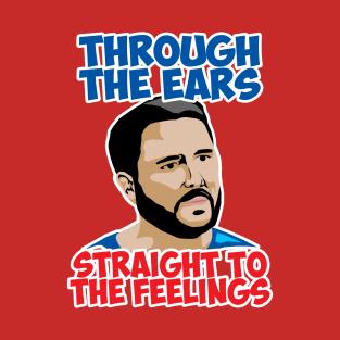 Weaton Feelings t-shirts