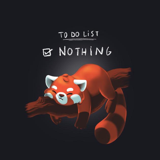 Red panda days