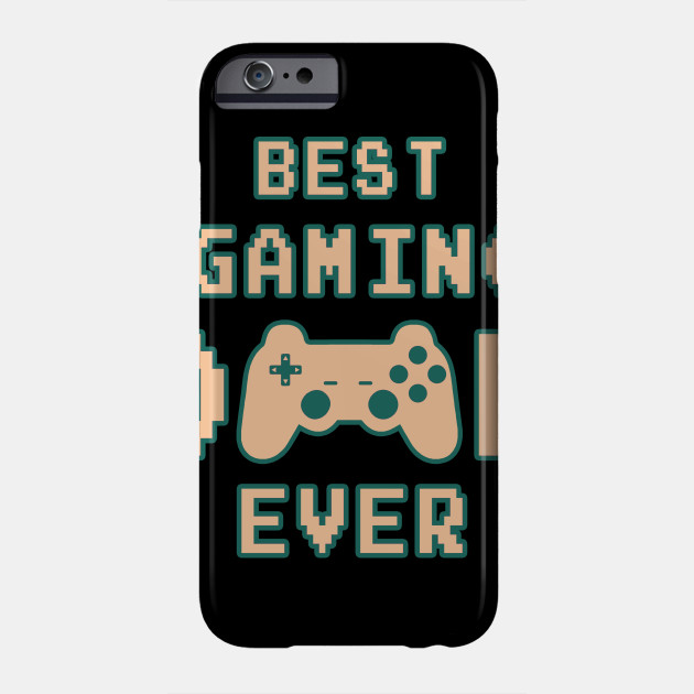Best Gaming Dad Ever Father Father's Day nerd Phone Case