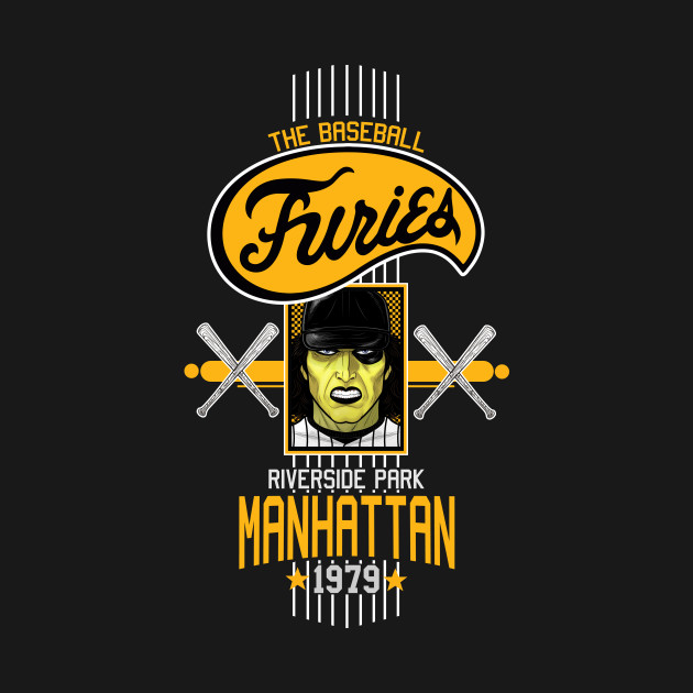 Warriors Come Out And Play T Shirt: Baseball Furies The Warriors