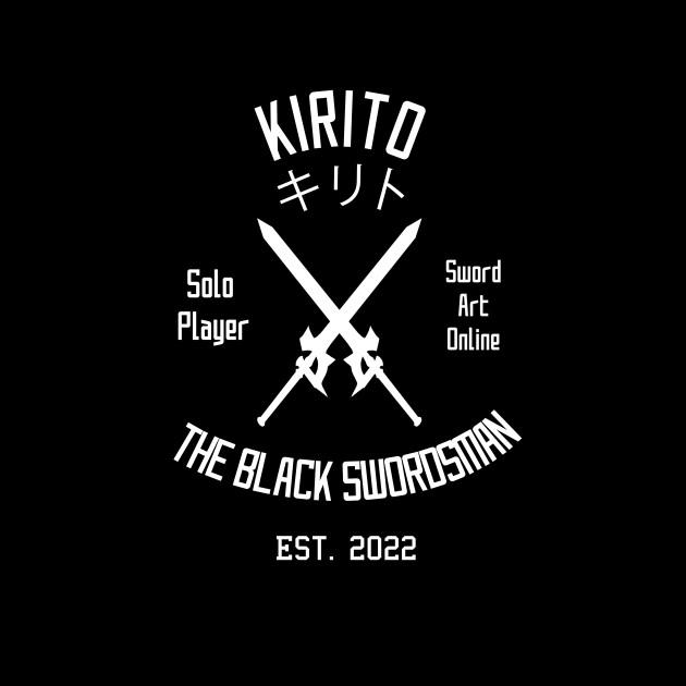 The Black Swordsman (White)
