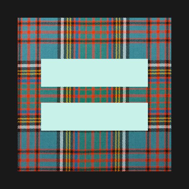 Plaid Equality Shirt 2