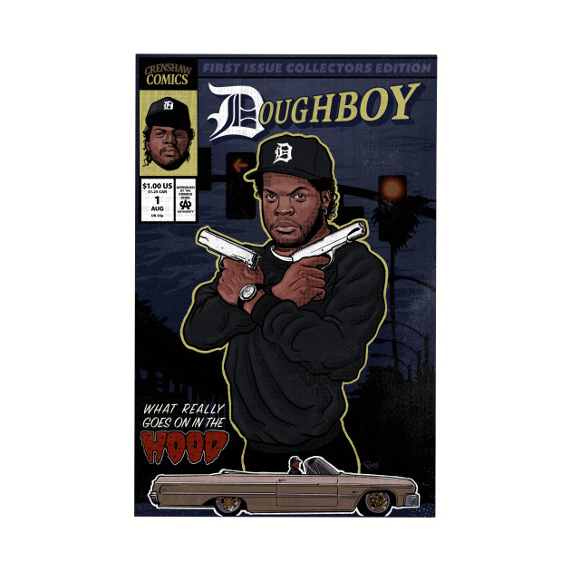 Doughboy - Issue 1