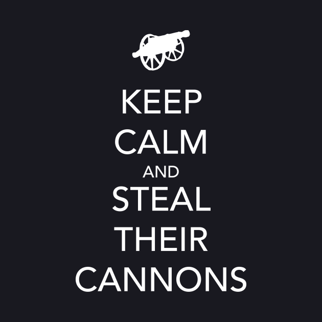 Boom Go the Cannons