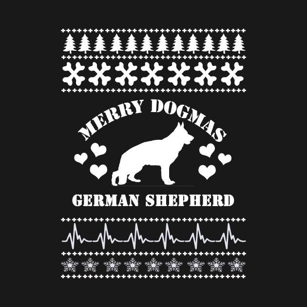Merry Dogmas German Shepherd