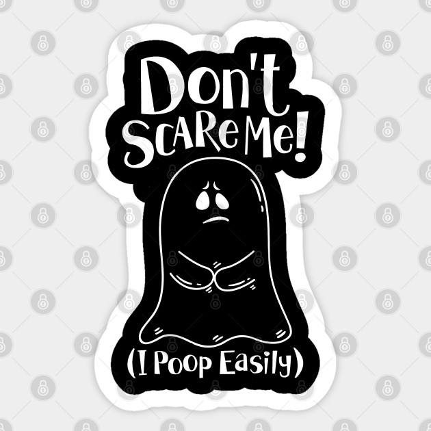 Don't Scare Me I Poop Easily . Funny Halloween Baby Gift . Little Boo Bodysuit Cute Baby Halloween Costume Ideas Halloween Baby Outfit