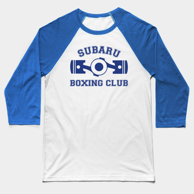 Subaru Boxing Club