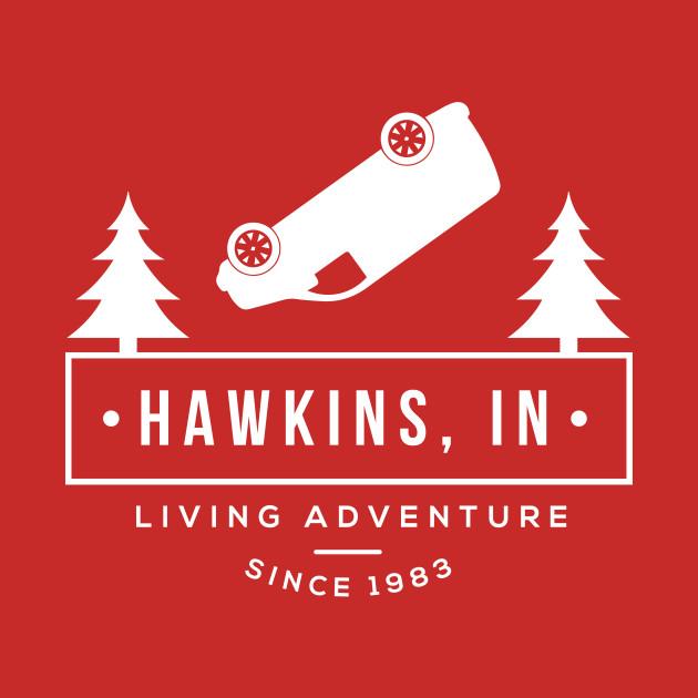 Stranger Things Hawkins Living Adventure
