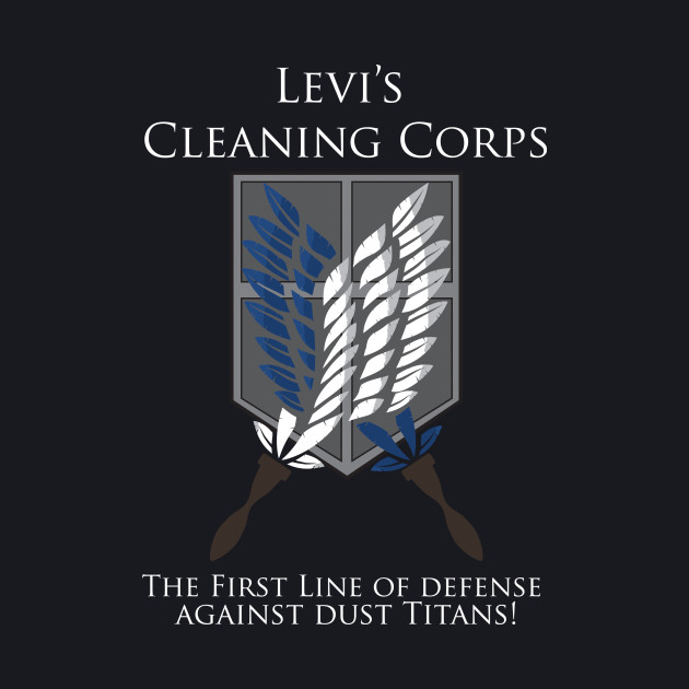 Levi's Cleaning Corps