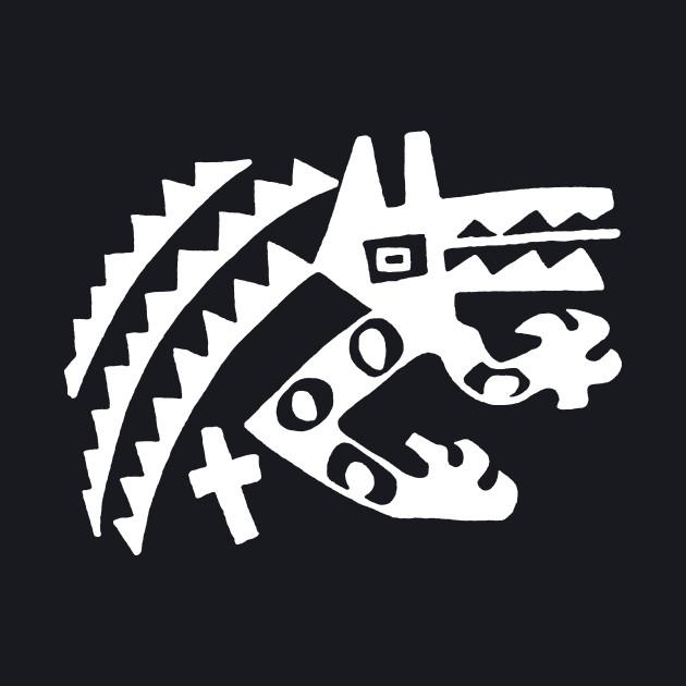 Findigo native antropomorph - humulupus - tee by Fenixdesign