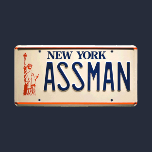 ASSMAN t-shirts