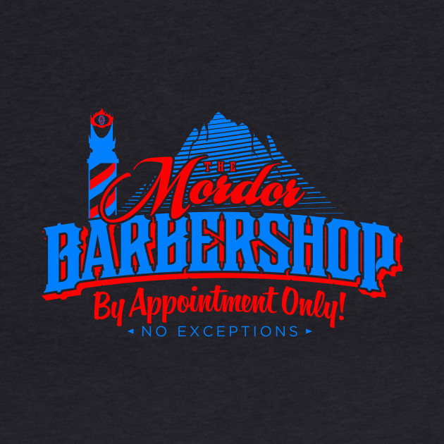 The Mordor Barbershop