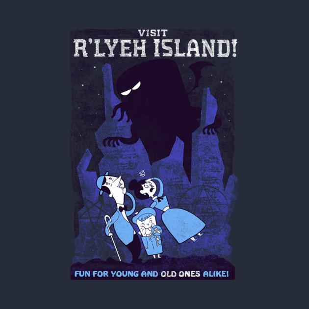Visit R'lyeh Island
