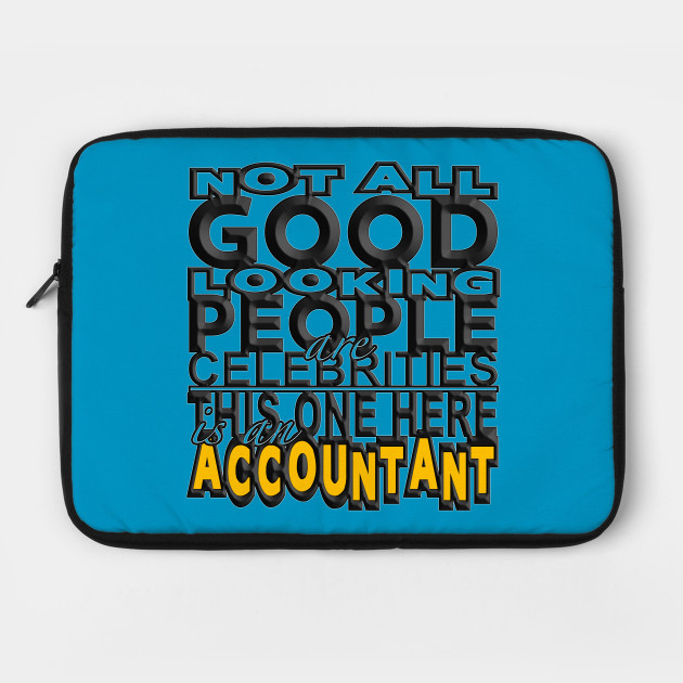 Good Looking Accountant