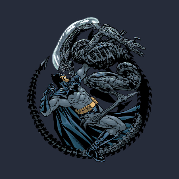Alien Vs. Batman
