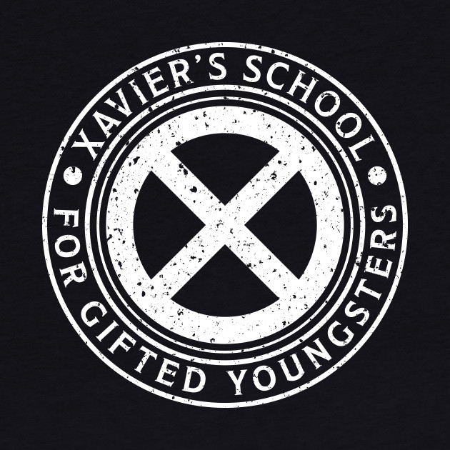 Xavier's School for Gifted Youngsters Distressed