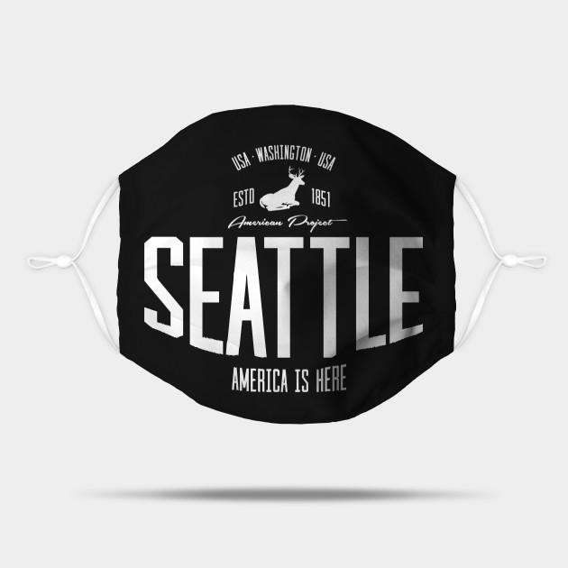 USA, America, Seattle, Washington