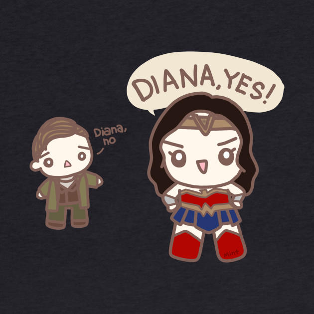 Diana no Diana YES