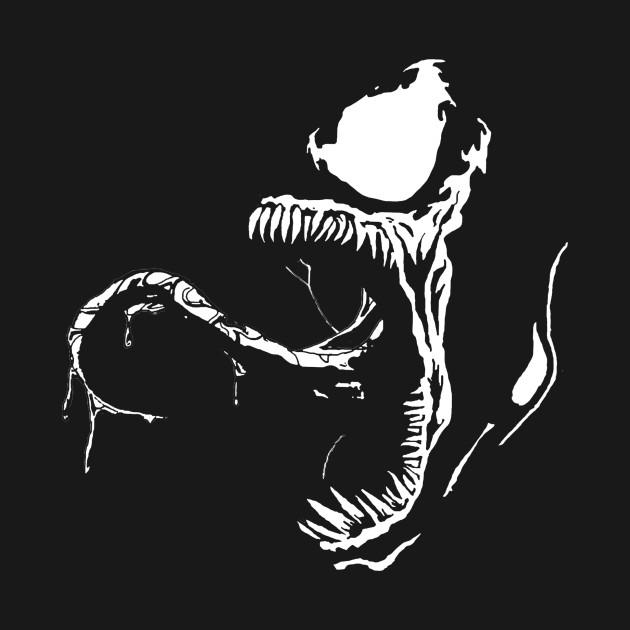 venom silhouette