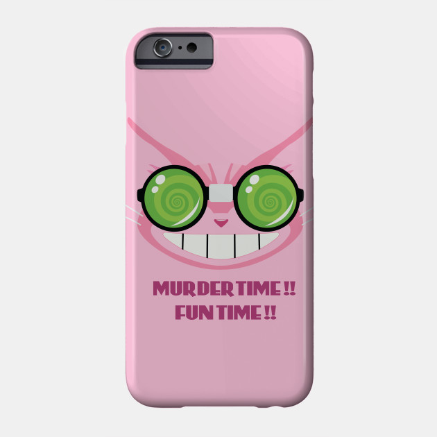 Its murder time professor genki iphone case