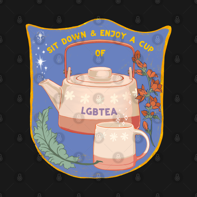 Sit Down And Enjoy A Cup Of LGBTea