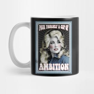 Dolly Parton Vintage Coffee Mug