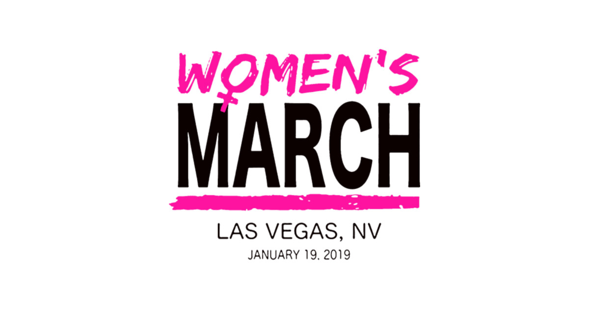 db57528ec80 Women s March 2019 - Las vegas