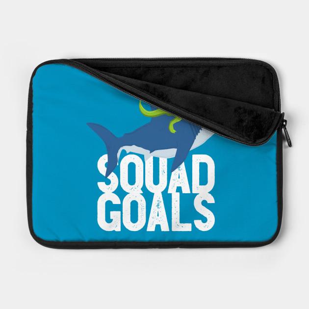 Extreme Squad Goals