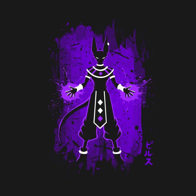 Destroyer purple