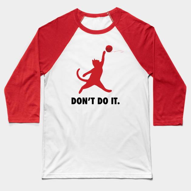 9f7dfa51620c The Jumpcat logo - Michael Jordan - Baseball T-Shirt