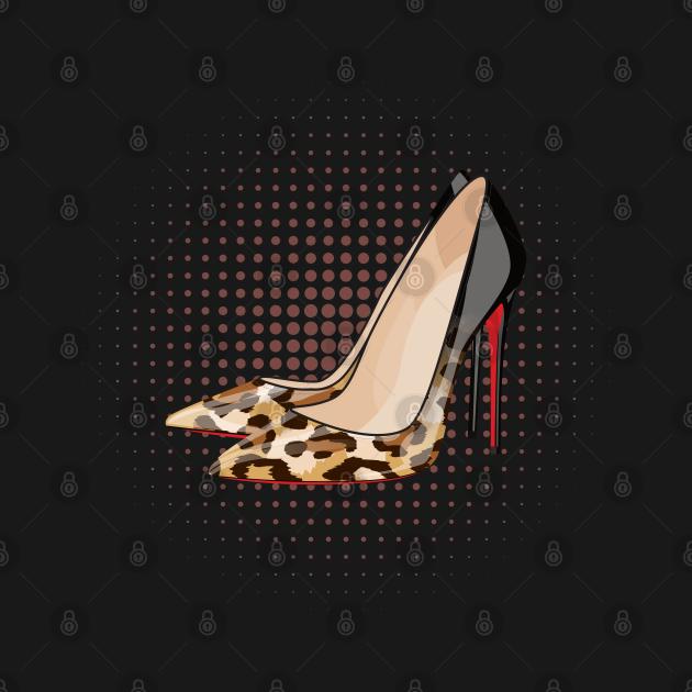 Shoe Addict Killer High Heel Leopard Pumps