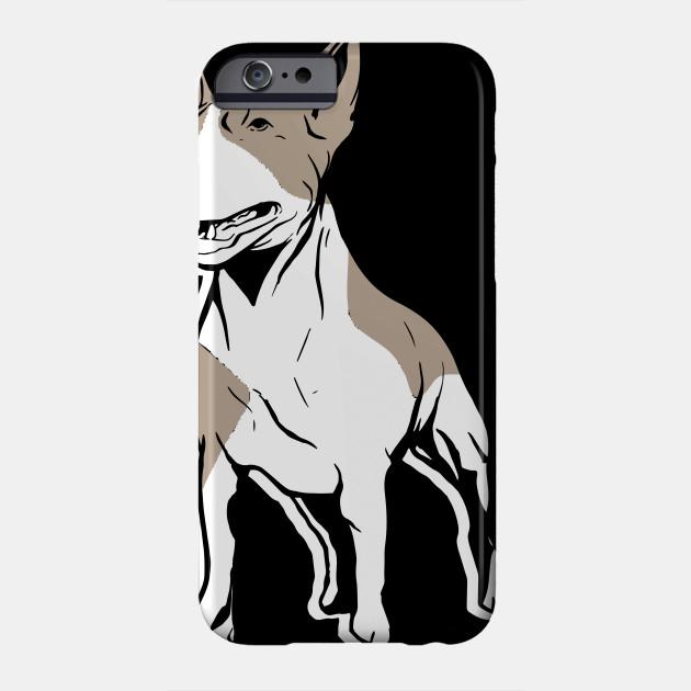 Bull Terrier Phone Case