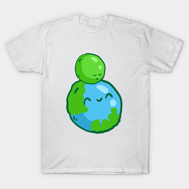 Peas On Earth - Puns - D3 Designs