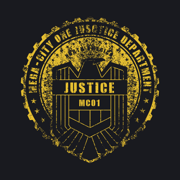 MC01 - Judge Dredd