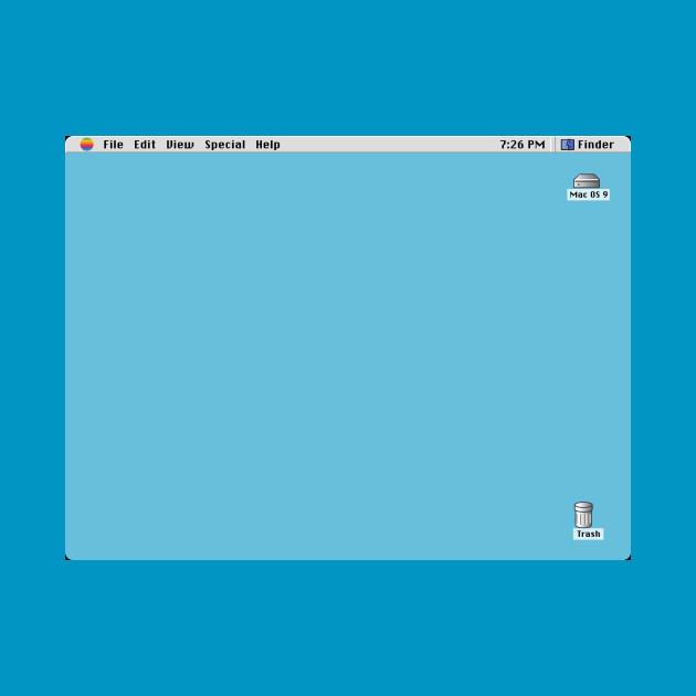OS 9 Desktop