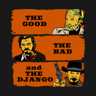 The good, the bad and the Django t-shirts