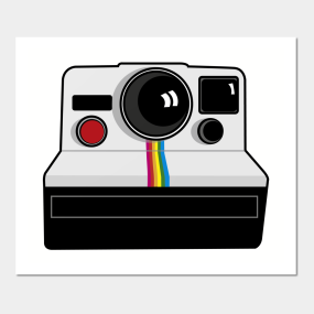 Vintage Polaroid Posters And Art