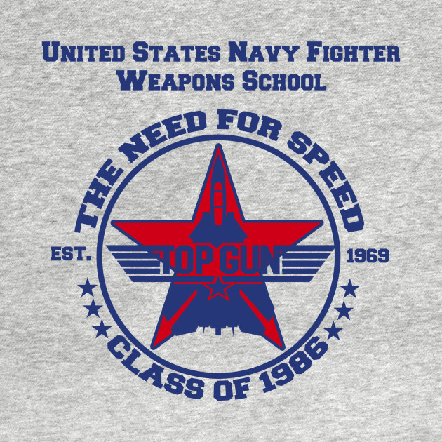 Top Gun Class of 86 - Weapon School