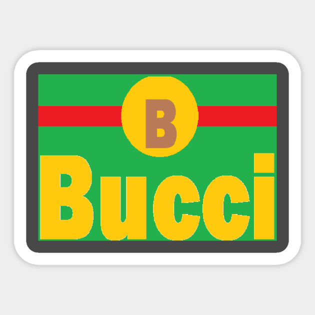 Gucci Shirt - Gucci - Sticker | TeePublic