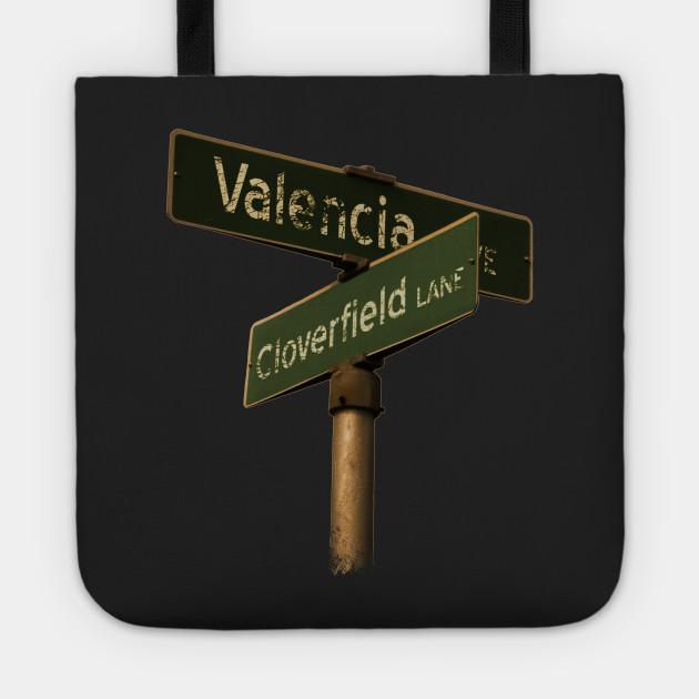 The Corner of Valencia Ave & Cloverfield Lane