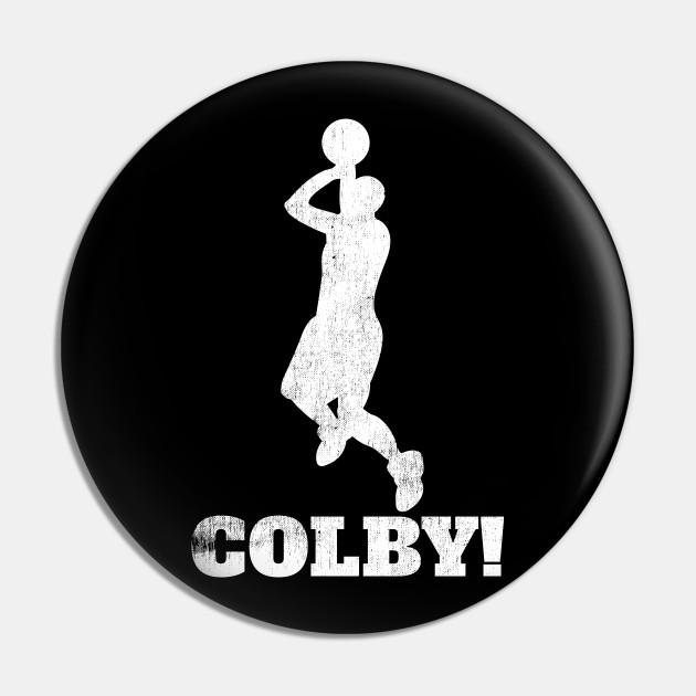 Colby Basketball Shot