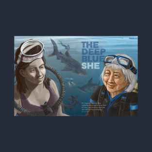 Dr. Eugenie Clark: The Deep Blue She