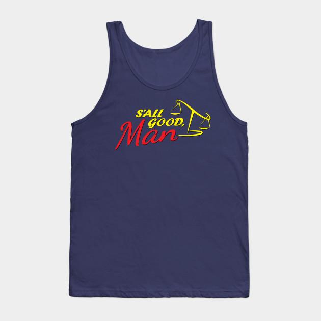 TV Heisenberg Breaking Bad Men/'s SLEEVELESS T-shirt Better Call Saul Goodman
